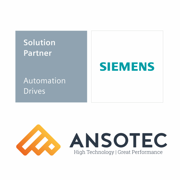 Ansotec, new partner of SIEMENS Process Control System PCS7